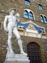 michelangelo u0027s david italy on this day