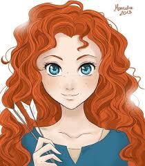 233 merida images princesses disney cartoons