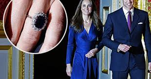 kate wedding ring kate middleton s engagement ring is princess diana s cbs news