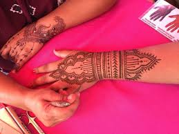 a beautiful henna tattoo from henna studio bonaire picture of