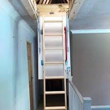wooden loft ladders ahead loft ladders