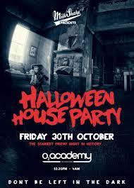 ra halloween house party 2015 at o2 academy islington london 2015