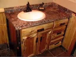 rustic bathroom vanity plans best bathroom design