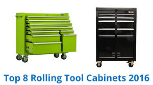 Rolling Tool Cabinets 8 Best Rolling Tool Cabinets 2016 Youtube