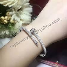anne bracelet images Cartier juste un clou inspired bracelet n6707317 sterling silver jpg