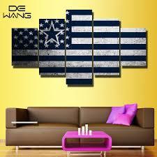 Dallas Cowboys Home Decor Online Get Cheap Dallas Cowboys Wall Clock Aliexpress Com