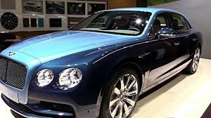bentley flying spur 2018 2018 bentley flying spur mulliner preview youtube