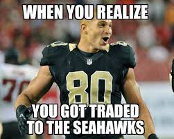 Seahawk Memes - welcome jimmy graham hawks pinterest graham seahawks and jets