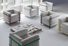 lc2 sofa le corbusier lc2 armchair and sofa by china yadea news yadea