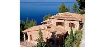 Villa Haus Kaufen Chalet Im Nordwesten Von Mallorca Berge Meerblick Und Strand