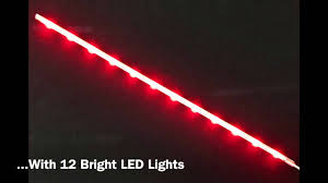 led light whip for atv atv led whip light kit youtube