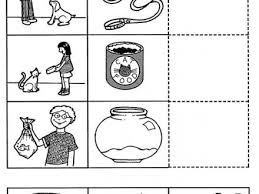 Picture Analogies       Worksheet Intrepidpath