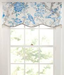 Park Design Valances Central Park Lined Scalloped Valance Country Curtains