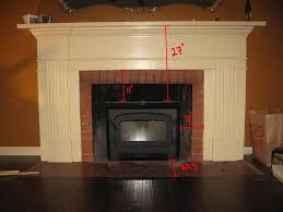 heat reflector fireplace mantel protector fireplace mantel