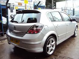used 2008 vauxhall astra sri plus 16v 140 for sale in essex