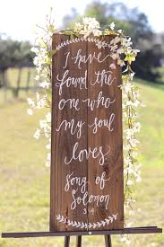 wedding quotes signs i found the one whom my soul sign ready to ship wood