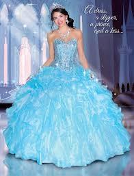 disney royal quinceanera dress cinderella style 41046 abc