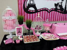 eiffel tower centerpieces ideas 37 sweet 16 birthday party ideas table decorating ideas