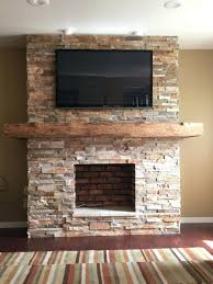 fireplace design trends 2015 surround 2016 tumbled stone home