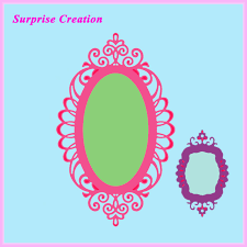 Cutting Dies For Card Making - aliexpress com buy surprise creation cutting dies victorian oval