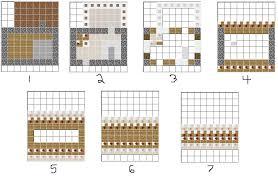 beautiful ideas modern house blueprint for minecraft 5 blueprints
