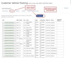 my account bmw bimmerfest guide to tracking your bmw from factory to dealership