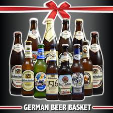 gift baskets free shipping german gift basket free shipping mix vareity 12oz and 375ml