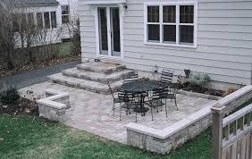 Small Backyard Patio Garden In The City By Tobin Parnes Design - Concrete backyard design ideas