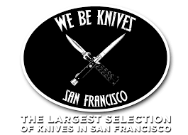 the newest and coolest u2014 we be knives