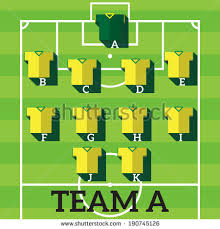 soccer positions stock images royalty free images u0026 vectors