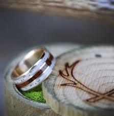wood rings wedding wood antler rings staghead designs design custom wedding