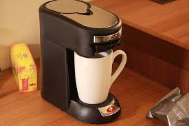Nice coffee maker Picture of Hyatt Place Washington DC White House