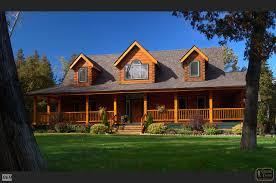 Log Homes With Wrap Around Porches Photo Gallery Log U0026 Timber Frame Homes U2013 Colonial Concepts Log