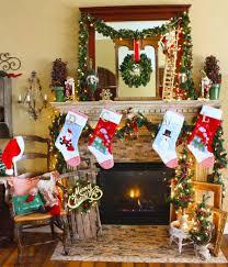 cute christmas mantel decorating 1264 latest decoration ideas
