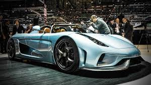 green koenigsegg regera goodbye bugatti veyron hello koenigsegg regera check out the