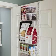 Over Door Bookshelf Amazon Com Closetmaid 1233 Adjustable 8 Tier Wall And Door Rack