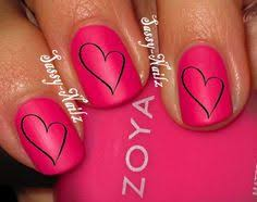 go red for a good cause nails magazine magazines and nail nail