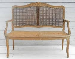 canape bergere charming c19 bergere sofa settee canape louis xv rev 182498