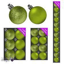 green christmas tree ornaments ebay