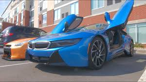 bmw supercar bmw i8 review the best daily supercar youtube