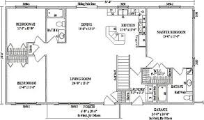 ranch house floor plans open plan ranch floor plans open concept mankato ii by wardcraft homes ranch