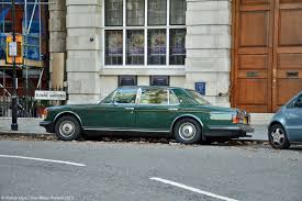 roll royce london ranwhenparked london rolls royce silver spirit 3 ran when parked