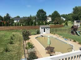 backyard drainage issues album on imgur