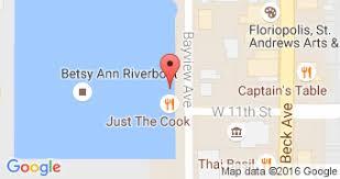 Captain S Table Panama City Restaurants In Panama City Florida Information Menu