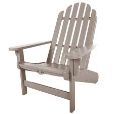 Adirondack Chair Place Card Holders Composite Adirondack Chairs Patio Chairs The Home Depot