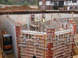 bulletin 13 casting the basement roof which also forms the ground