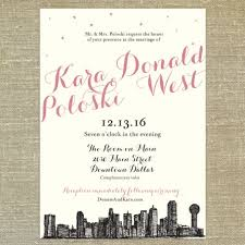 wedding invitations dallas top collection of wedding invitations dallas trends in 2017