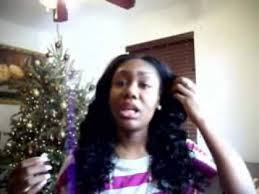ripple hairstyle sensual ripple deep sew in youtube