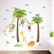 wholesale koala bag online buy best koala bag from china zy134 strong koala strong giraffe monkey animal kids room tree wall
