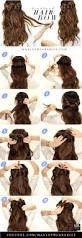 headband hair bow bun cute half up long hairstyles women u0027s